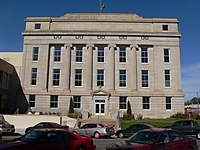 Platte County Courthouse (Nebraska) 2