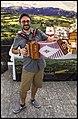 Playing Christmas music at Brisbane Markets-1 (16038680321).jpg
