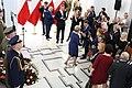 Po odsłonięciu tablicy upamiętniającej Prezydenta Lecha Kaczyńskiego.jpg