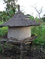Pojulu Traditional Storage for Cereal Harvest.jpg