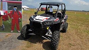 Polaris RZR - Polaris RZR XP Turbo