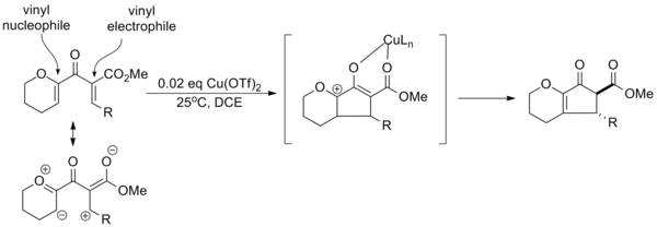 Nazarov Cyclization Reaction Wikipedia