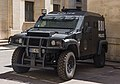 Police BRI armoured Panhard car Paris France.jpg