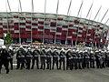 Policja pod Stadionem Narodowym.jpg