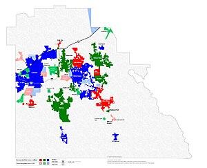 Polk County, Florida - Municipalities of Polk County