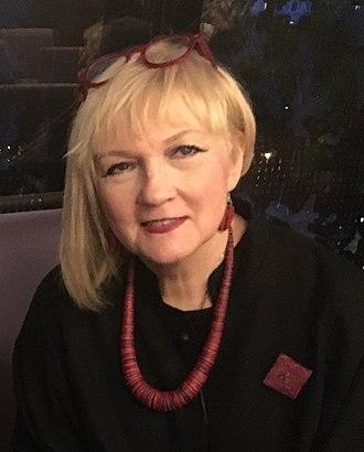 Griselda Pollock - Griselda Pollock in 2018.
