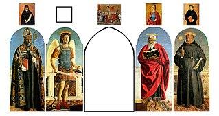polyptych of Saint Augustine