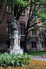 Nicolaus Copernicus Monument in Kraków