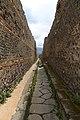 Pompei, vicolo di tesmo (regio IX).JPG