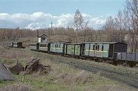 Ponferrada 04-1984 voitures voyageurs MSP.jpg