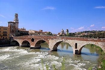 Ponte In Muratura.Ponte Ad Arco Wikipedia