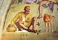 Pontormo, lunetta di vertumno e pomona, 1519-21, 10.JPG