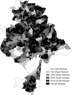 Demography of Nottingham Overview of the demography of Nottingham
