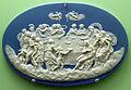 Porcellana di wedgwood, festino degli dei, 1800 ca..JPG