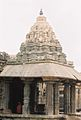 Porch entrance to Amruteshvara temple in Annigeri.JPG