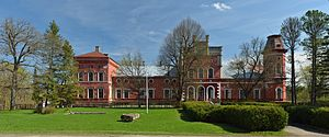 Porkuni - The new manor house