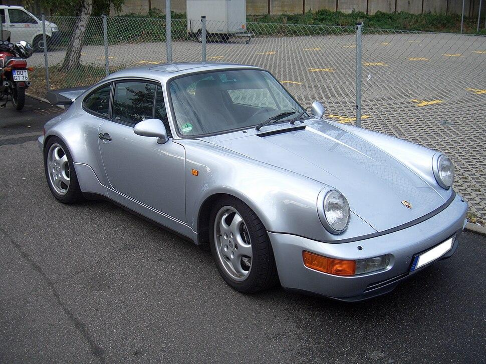 Porsche 911-964 turbo 1990-1993 frontright 2009-10-04 U
