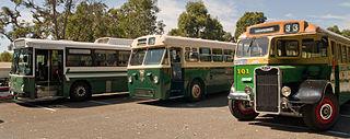 Bus Preservation Society of Western Australia