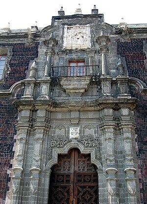 San Ildefonso College - Colegio Grande portal