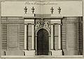 Porte du Palais du petit Luxembourg Pl45 Livre d'architecture par G Boffrand - INHA (cropped).jpg
