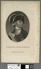 Admiral Lord Rodney