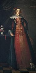 Portrait de Camilla Spinola Balbi
