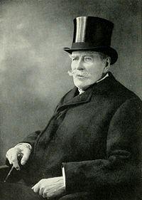Portrait of Sir Algernon Edward West