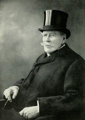 Algernon West - Image: Portrait of Sir Algernon Edward West
