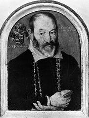 Portrait of a Man of the Moncheaux Family