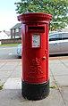 Post box at Bebington Post Office.jpg