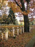 Lápida de los soldados caídos en la invasión de Polonia de 1939