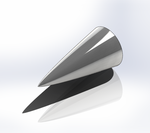 Power Series (Three-Quarter) Nose Cone Render.png