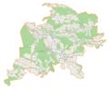Powiat niżański location map.png