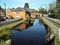 Powysland Museum and Severn Street Bridge, Welshpool - geograph.org.uk - 1587589.jpg