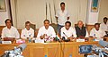 Praful Patel, the Union Minister for Urban Development, Shri Kamal Nath, the Union Minister for New and Renewable Energy, Dr. Farooq Abdullah, the Union Minister for Road Transport and Highways, Dr. C.P. Joshi.jpg