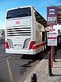Praha, hlavní nádraží, IC Bus Nürnberg (03).jpg