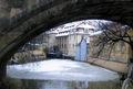 Praha - Frozen canal - February 2005.jpg