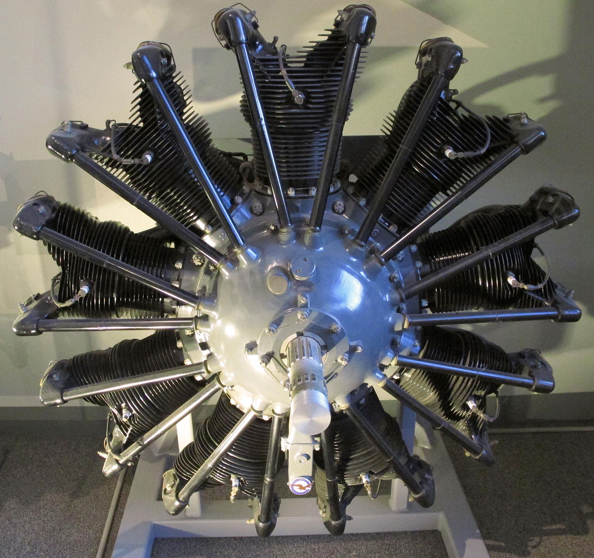 Pratt & Whitney R-1340 Wasp - Wikipedia
