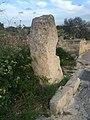 Pre-historic monolith in Gudja 01.jpg