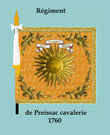 Image illustrative de l'article Régiment de Preissac cavalerie