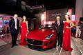 Premier Motors Unveils the Jaguar F-TYPE in Abu Dhabi, UAE (8740732064).jpg
