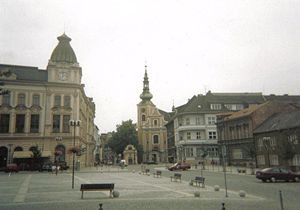 Přerov city