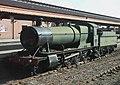 Preserved locomotive at Moor Street station - geograph.org.uk - 1711506.jpg
