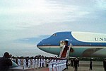 President Obama and Secretary Clinton Arrive in Burma (8200393302).jpg