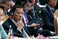 President Rodrigo Roa Duterte at 22nd APT Summit.jpg