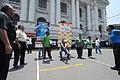 Presidente del Congreso Inauguró Campeonato Interbarrios 2012 (6911579487).jpg