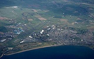 Glasgow Prestwick Airport airport in Glasgow
