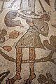 Prete pantaleone, mosaico del pavimento del duomo di otranto, 1163-1166, 09 samuele.jpg