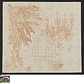 Prieel met bomen, circa 1712 - circa 1799, Groeningemuseum, 0041429000.jpg