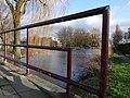 Prinses Beatrixbrug - Hillegersberg - Rotterdam - Metal railing.jpg